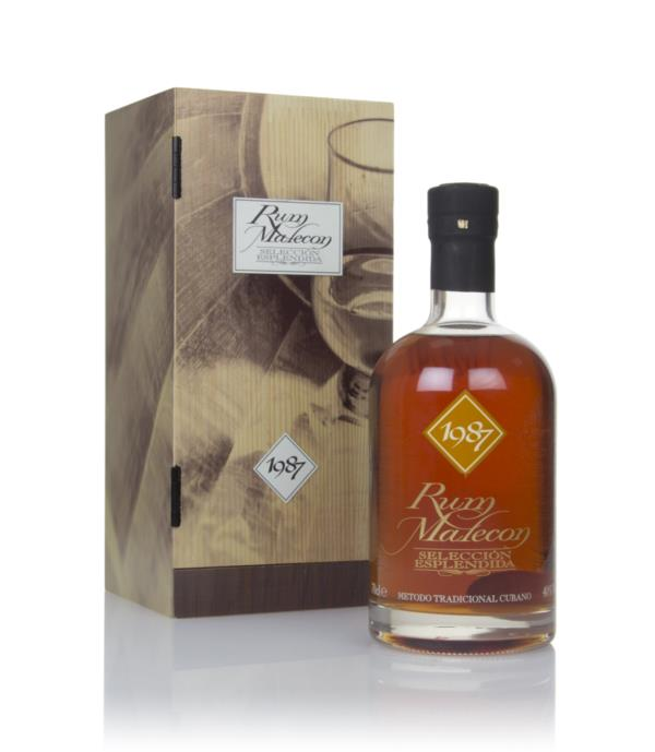 Malecon Seleccion Esplendida 1987 Dark Rum