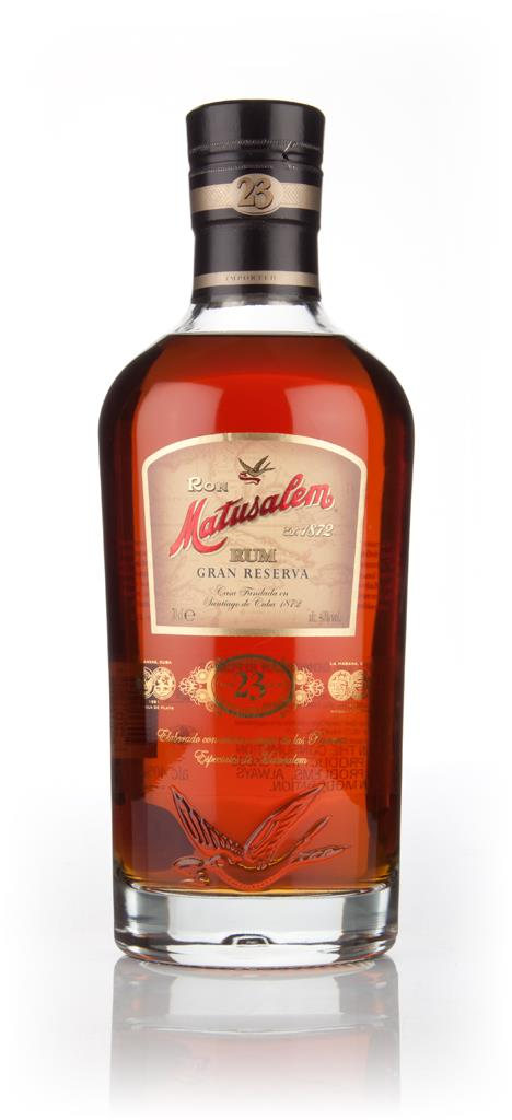 Matusalem 23 Gran Reserva 3cl Sample Dark Rum