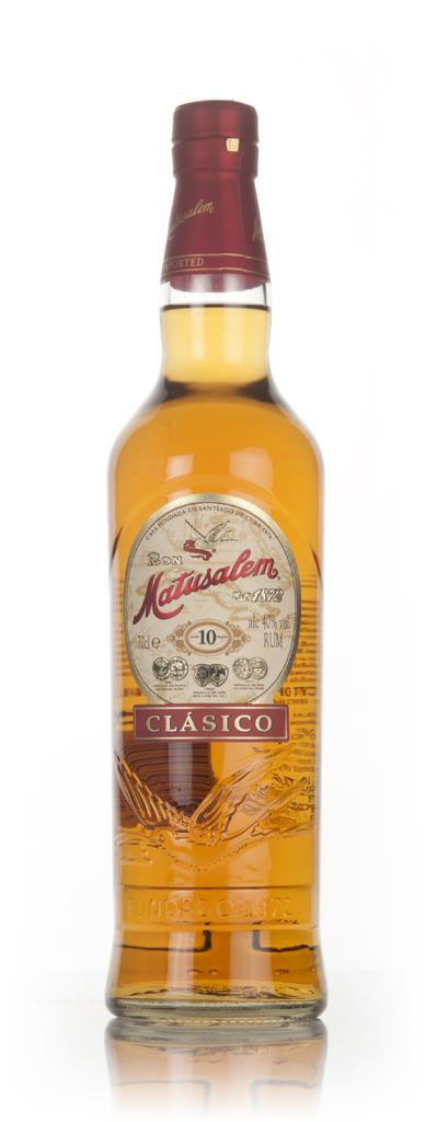 Matusalem 10 Year Old Clasico 3cl Sample Dark Rum