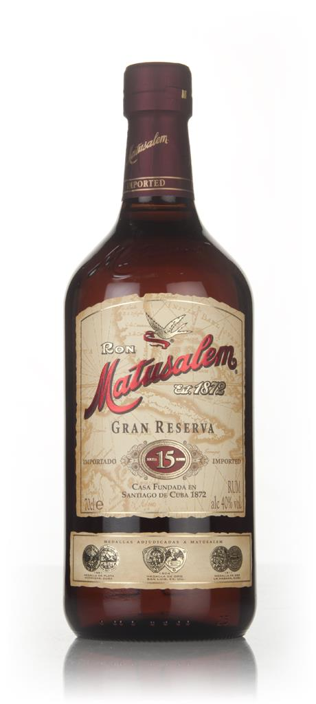 Matusalem 15 Gran Reserva 3cl Sample Dark Rum