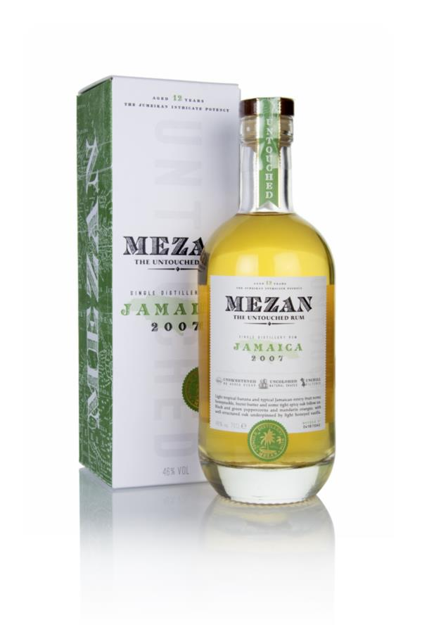 Mezan Jamaica 2007 (bottled 2019) Dark Rum