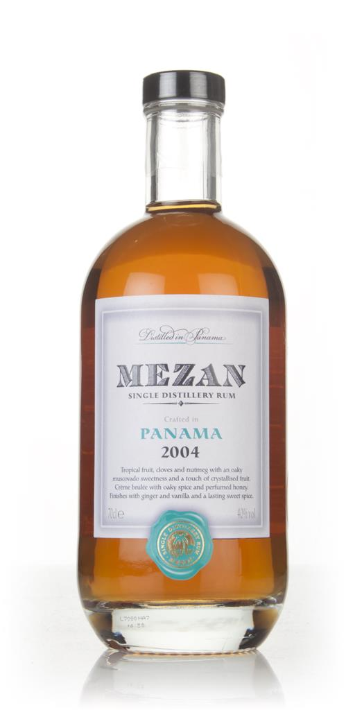 Mezan Panama 2004 (bottled 2017) Dark Rum