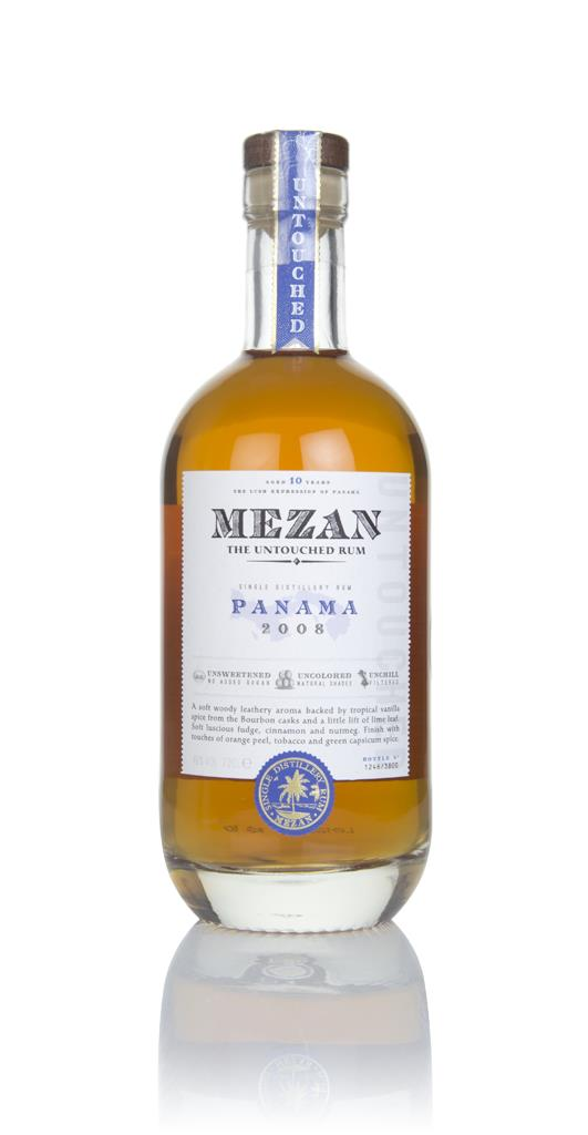 Mezan Panama 2008 (bottled 2018) Dark Rum