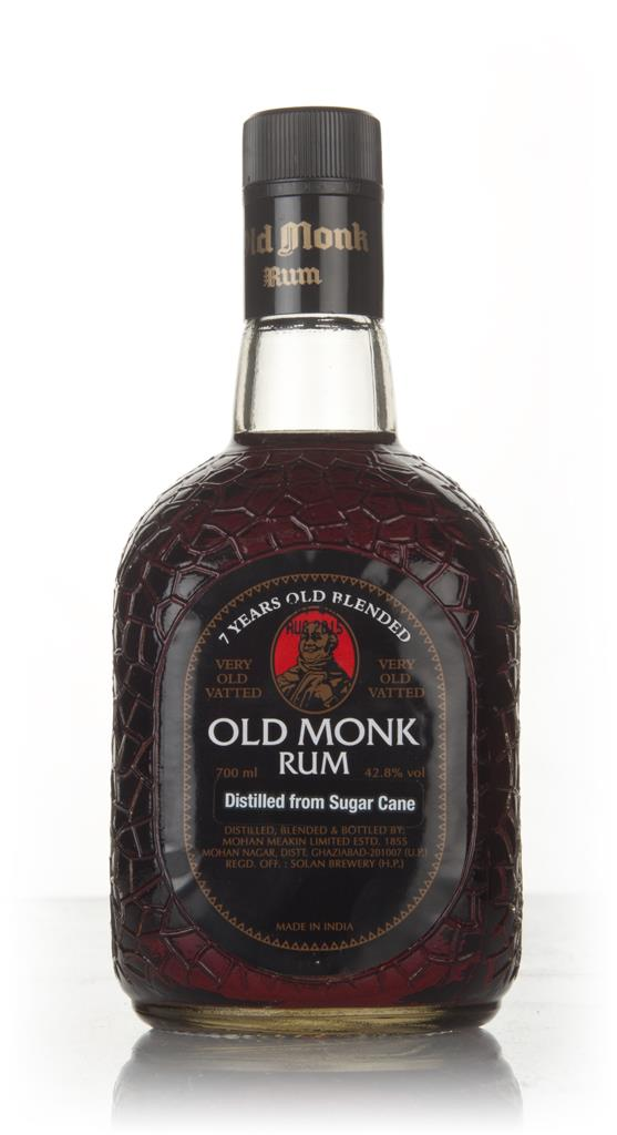Old Monk 7 Year Old Dark Rum