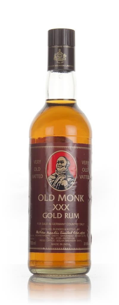 Old Monk XXX Gold Dark Rum