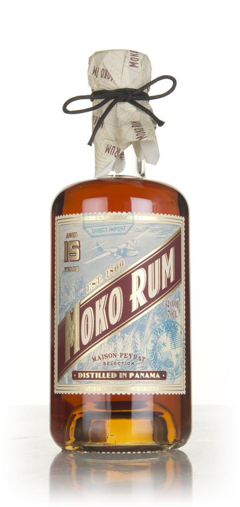 MOKO 15 Year Old Dark Rum