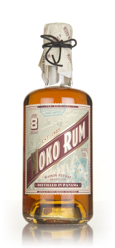 MOKO 8 Year Old Dark Rum