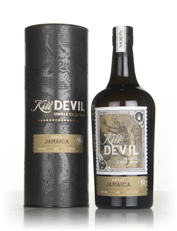 Monymusk 10 Year Old Jamaican Rum - Kill Devil (Hunter Laing) Dark Rum