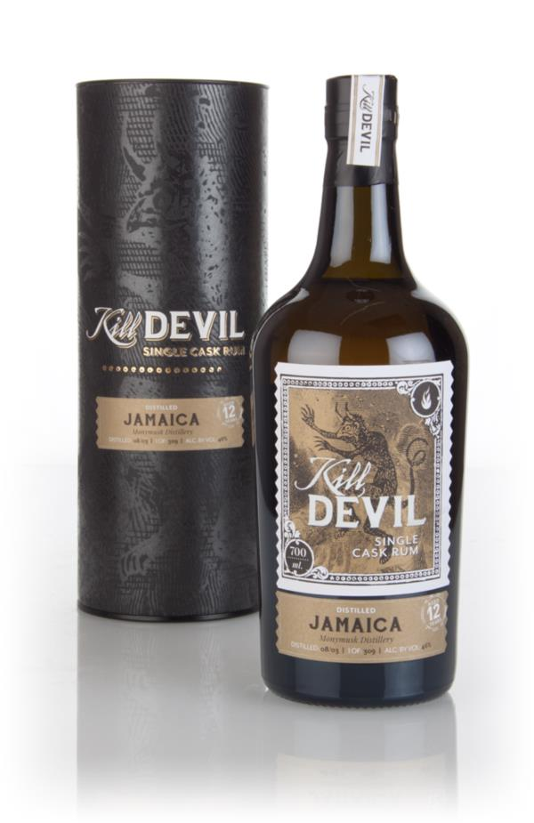 Monymusk 12 Year Old 2003 Jamaican Rum - Kill Devil (Hunter Laing) Dark Rum