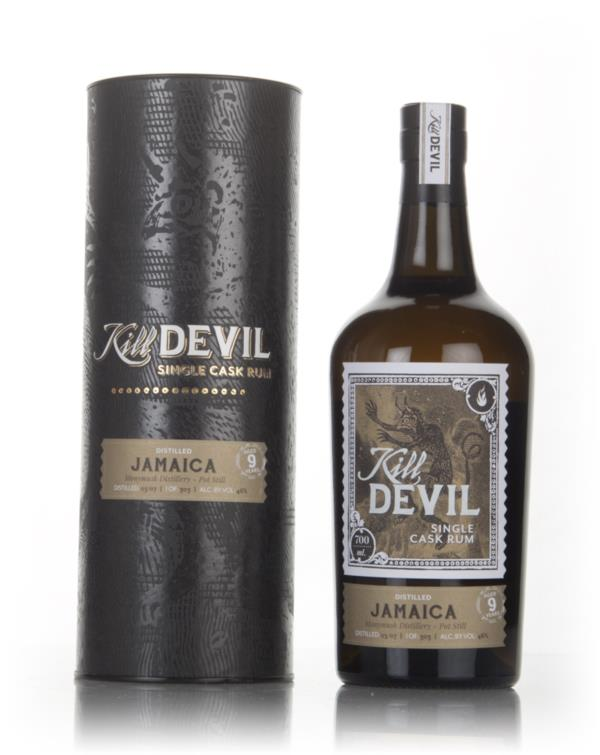 Monymusk 9 Year Old 2007 Jamaican Rum - Kill Devil (Hunter Laing) Dark Rum
