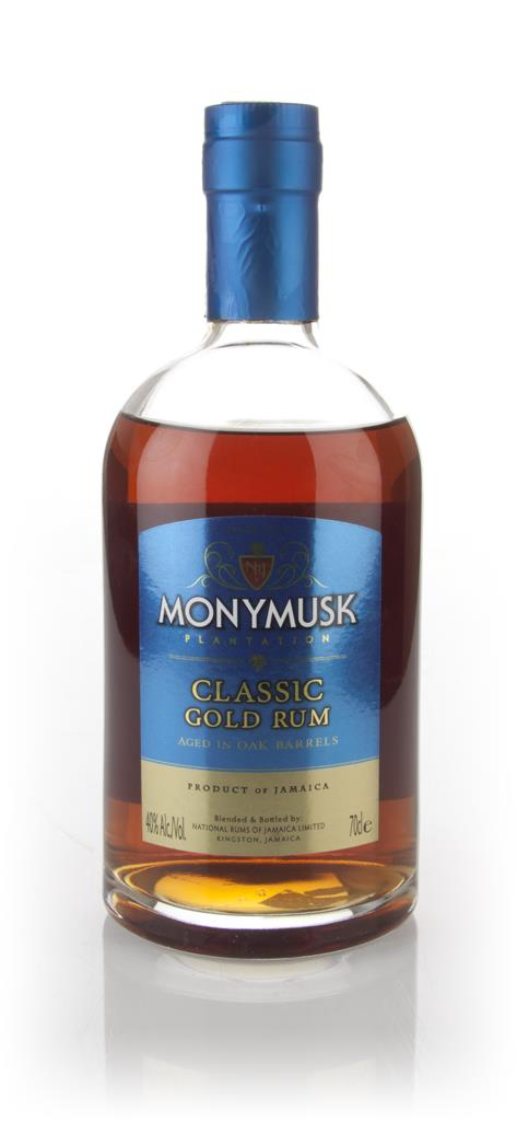 Monymusk Classic Gold Rum 3cl Sample Dark Rum