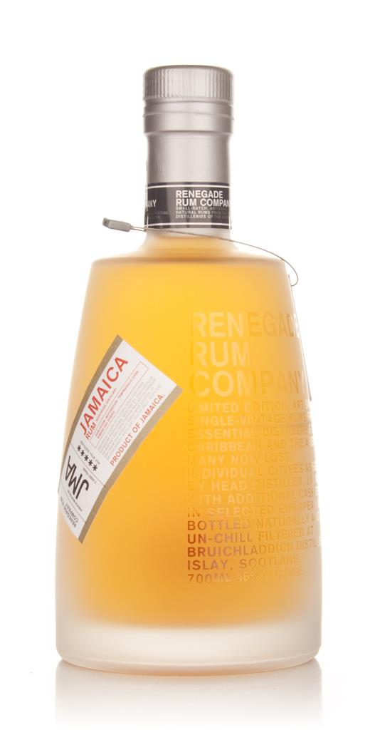 Renegade Jamaica Monymusk 5 Year Old - Tempranillo Cask Finish Dark Rum