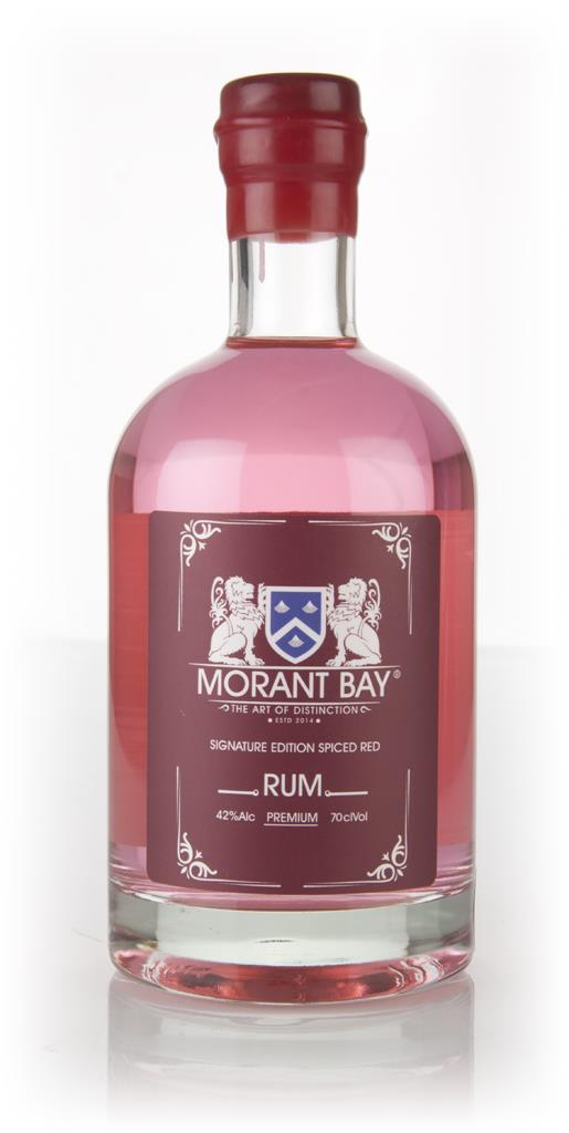 Morant Bay Spiced Red Spiced Rum