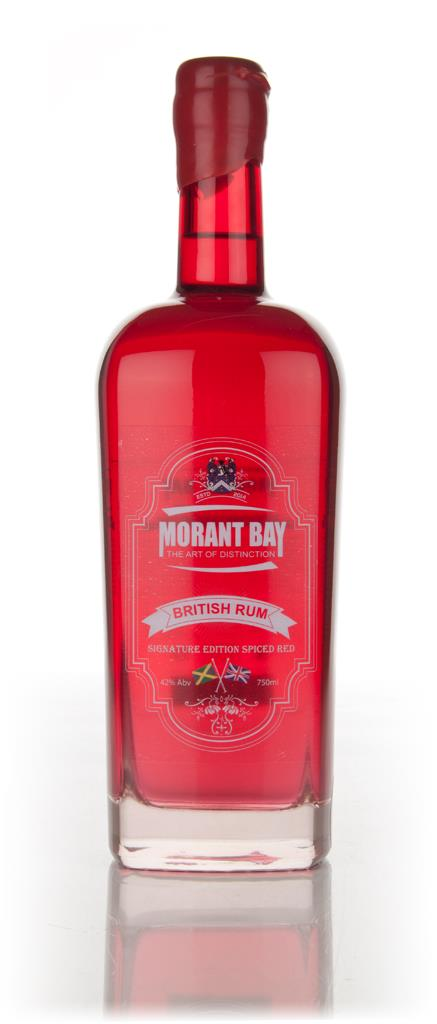 Morant Bay Spiced Red Rum 75cl Spiced Rum
