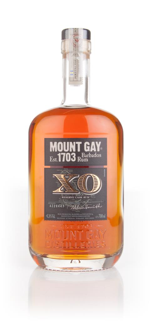 Mount Gay Extra Old Dark Rum