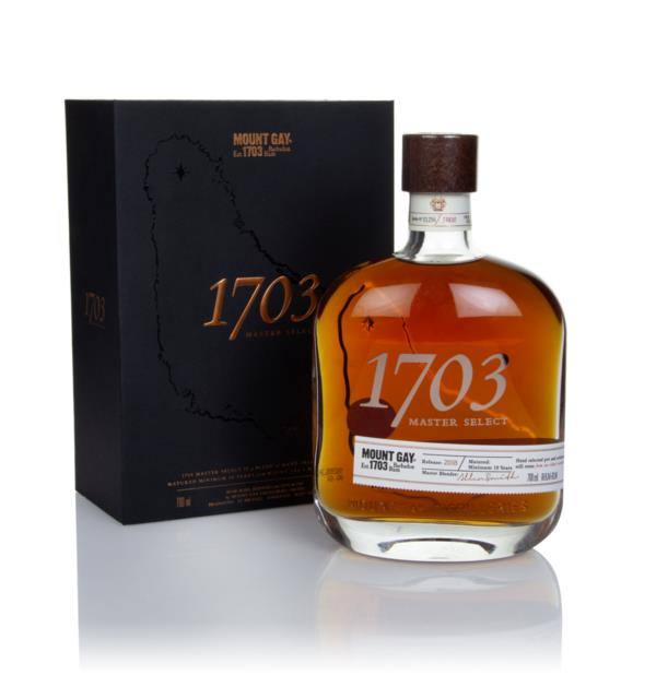 Mount Gay 1703 Master Select (2018 Release) Dark Rum