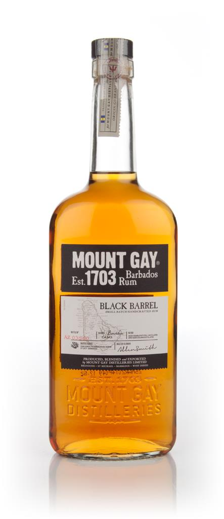 Mount Gay Black Barrel Dark Rum