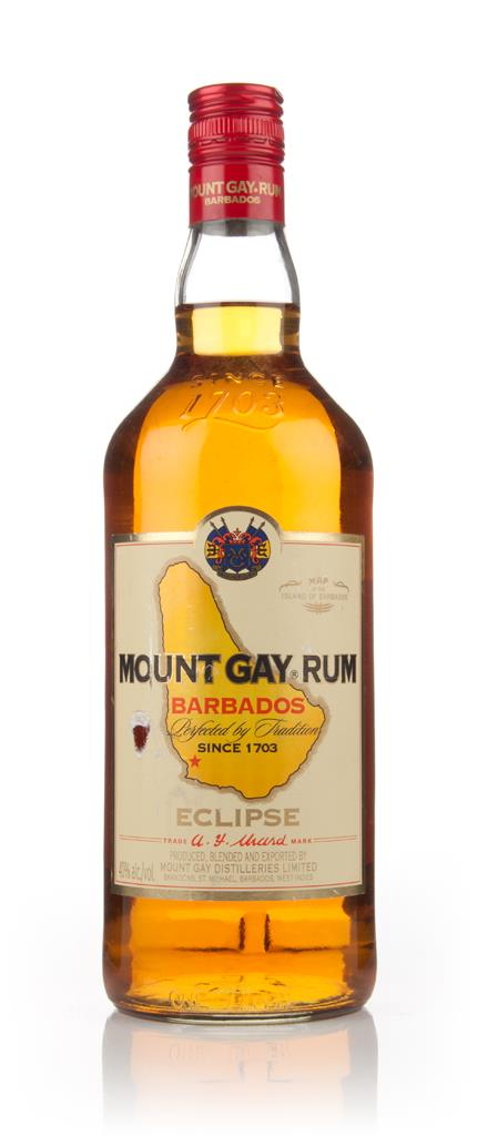 Mount Gay Eclipse - 1990s Dark Rum