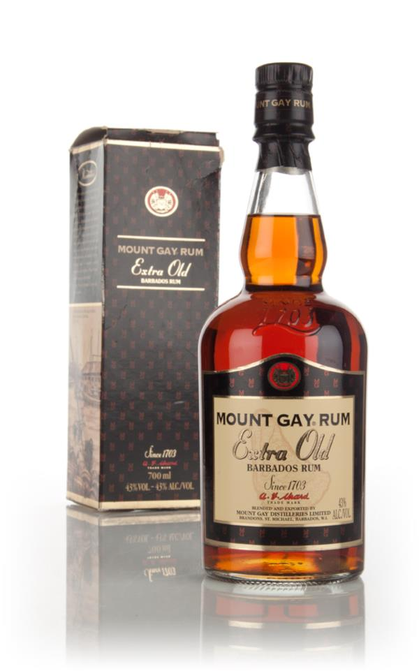 Mount Gay Extra Old - 2000s Dark Rum