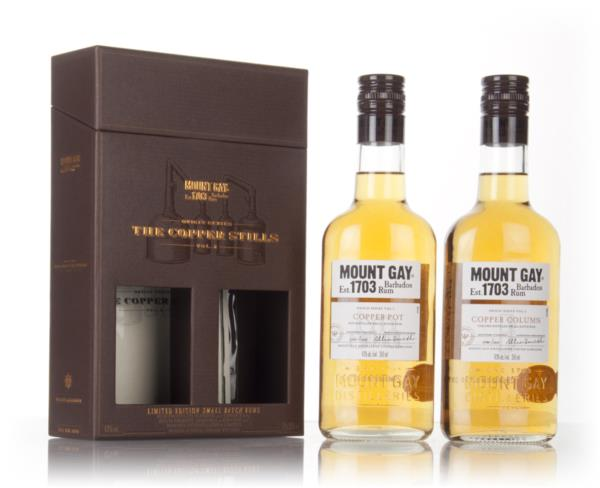 Mount Gay Origin Series Vol. 2 - The Copper Stills Dark Rum