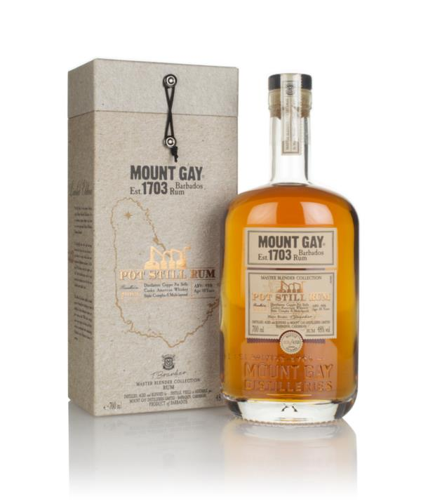 Mount Gay Pot Still Rum - The Master Blender Collection Dark Rum