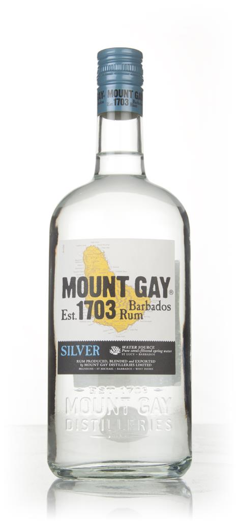 Mount Gay Silver White Rum