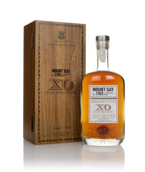 Mount Gay XO The Peat Smoke Expression Dark Rum