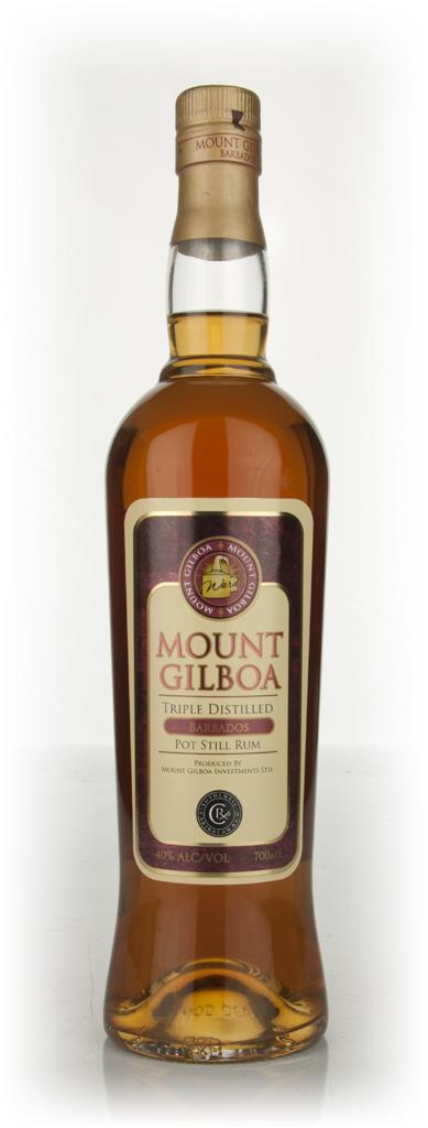 Mount Gilboa Dark Rum