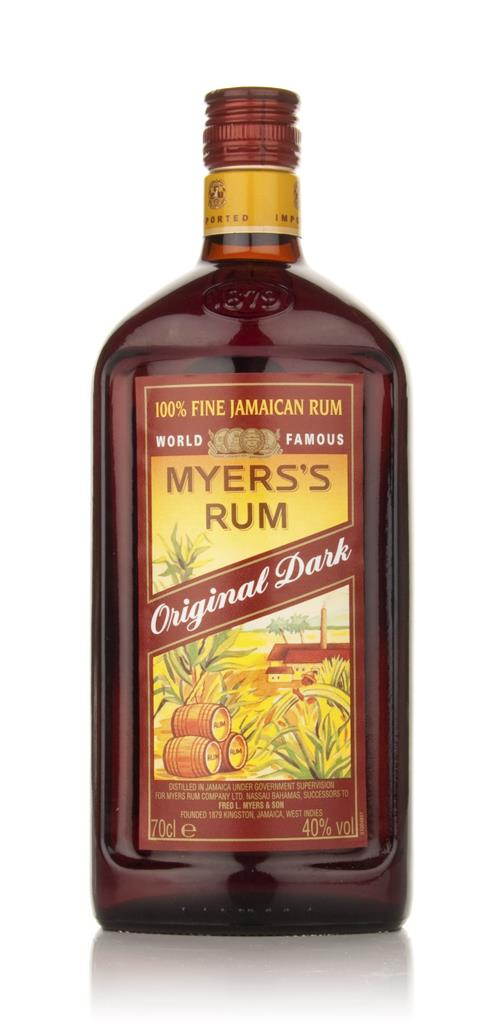 Myers's Rum 3cl Sample Dark Rum
