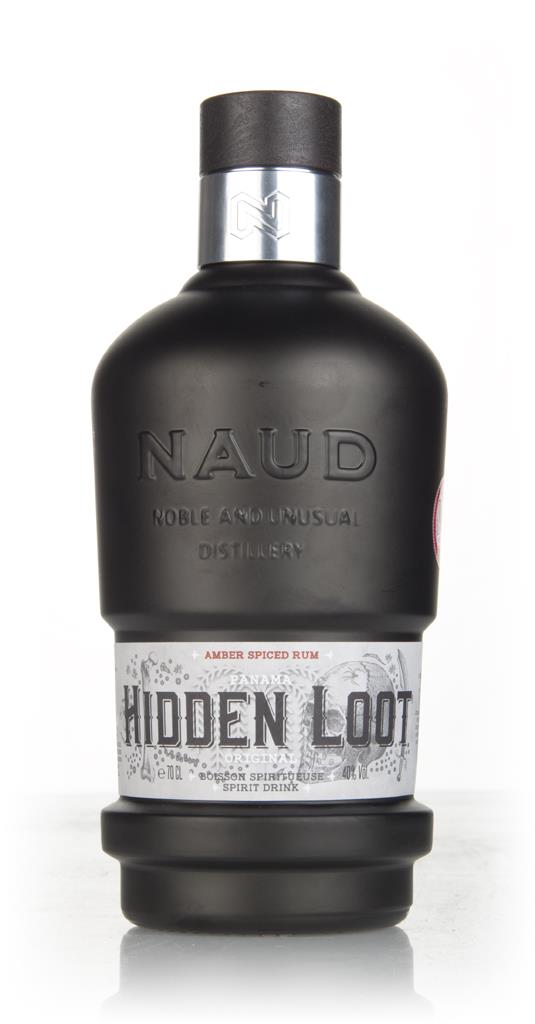 NAUD Hidden Loot Spiced Rum