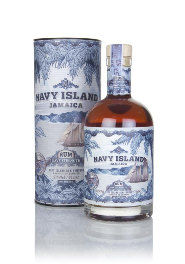 Navy Island Navy Strength Dark Rum