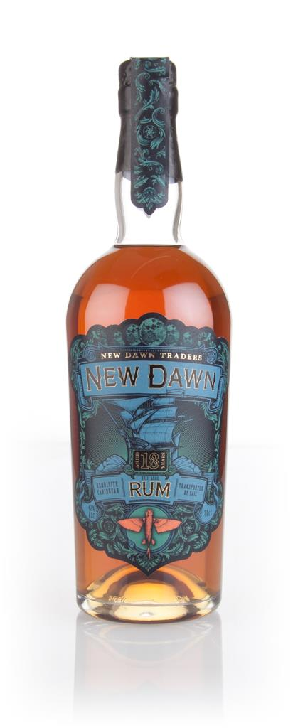 New Dawn 18 Rum Solera 3cl Sample Dark Rum