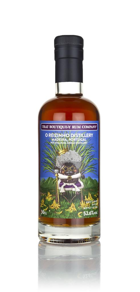 O Reizinho 3 Year Old (That Boutique-y Rum Company) Rhum Agricole Rum