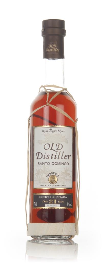Old Distiller 21 Dark Rum