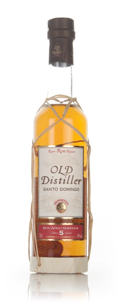 Old Distiller 5 Dark Rum