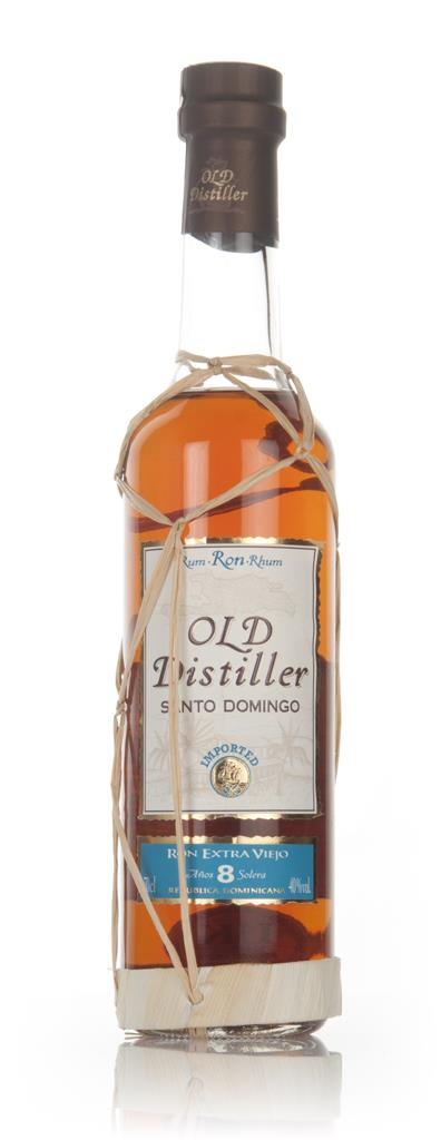 Old Distiller 8 Dark Rum