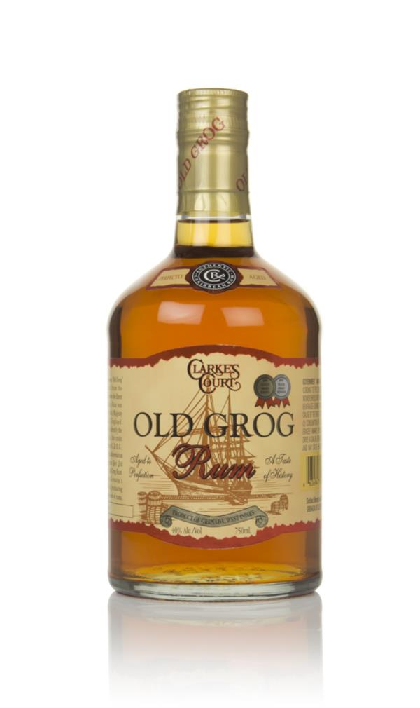 Old Grog 3cl Sample Dark Rum
