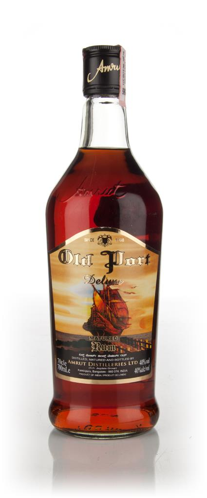 Old Port East Indian Dark Rum