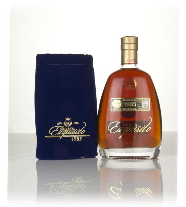 Oliver's Exquisito 1985 Dark Rum