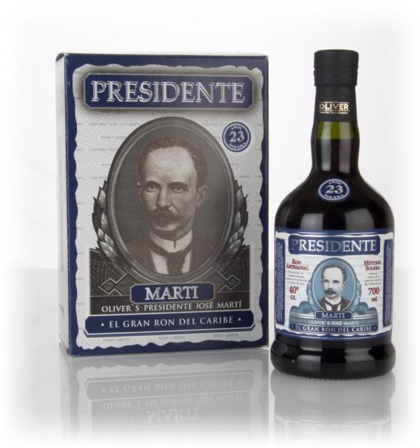 Presidente Marti 23 3cl Sample Dark Rum