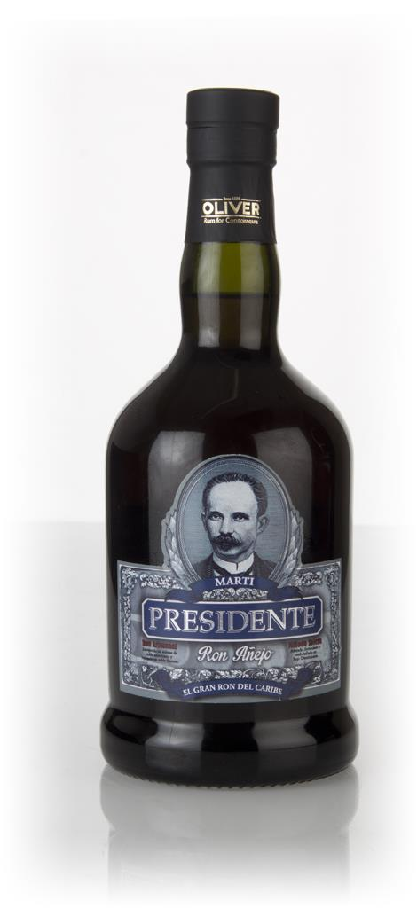 Presidente Marti Anejo 3cl Sample Dark Rum