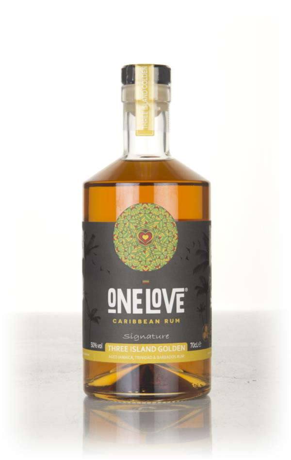 One Love Dark Rum