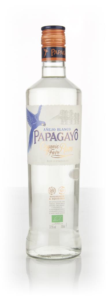 Papagayo Organic Fairtrade White White Rum