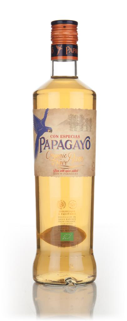 Papagayo Organic & Fair Spiced Rum 3cl Sample Spiced Rum