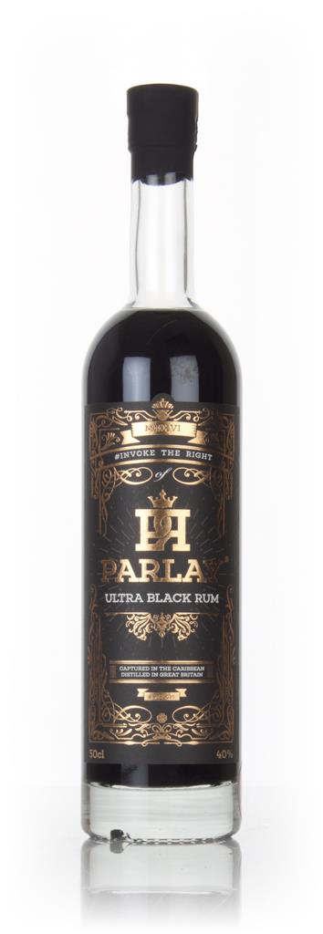 Parlay Ultra Black Spiced Rum