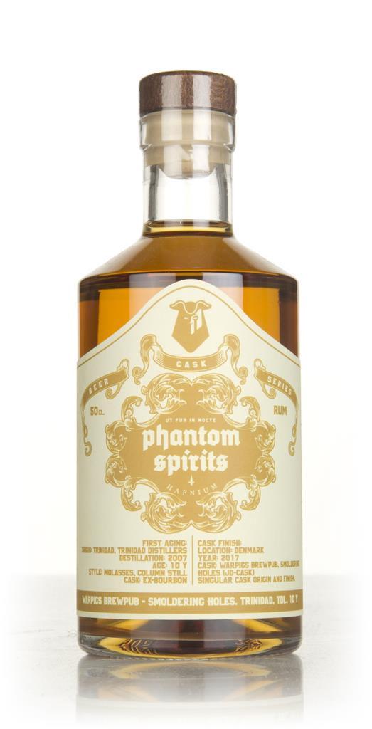 Phantom Spirits 10 Year Old - WarPigs Smouldering Holes Cask Finish Dark Rum