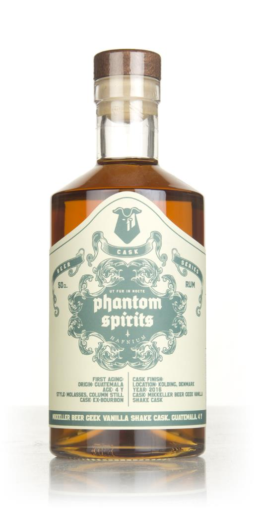 Phantom Spirits 4 Year Old - Mikkeller Beer Geek Vanilla Shake Cask Fi Dark Rum