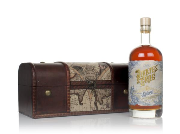 Pirates Grog 5 Year Old Spiced Gift Chest Spiced Rum