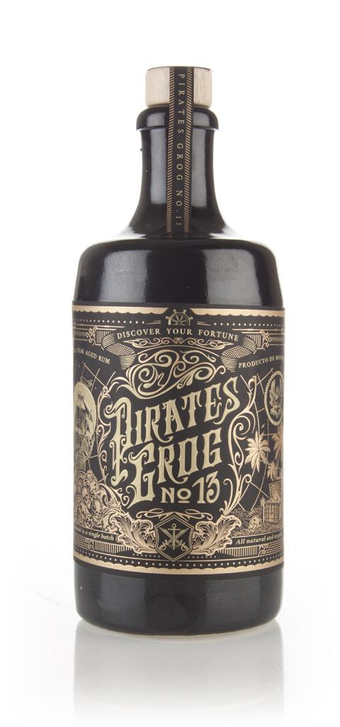 Pirate's Grog No.13 3cl Sample Dark Rum