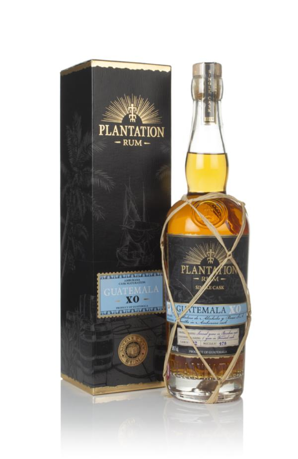 Plantation Guatemala XO Amburana Cask Finish Dark Rum